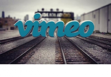 add 5,000 Vimeo or Dailymotion Video Views Plays
