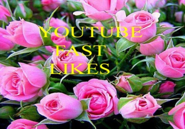 provide you 150 youtube video likes very fast