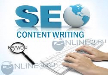 write an SEO article of 400 to 500 words !!!