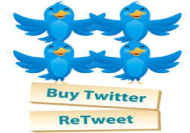 1050 Twitter Retweets 1050 Favorites By Real People