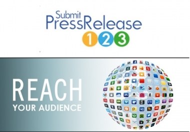 submit Press Release to PRNation and Syndication Sites