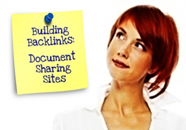 make Backlinks from 25 High Pr Document PDF Sites