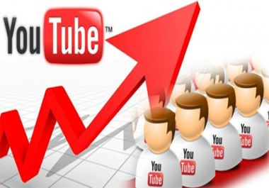 give You 25 Real YouTube Subscribers