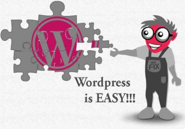 do any WORDPRESS related task