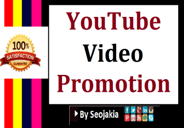 Safe Video Youtube Marketing Promotion Real Via User