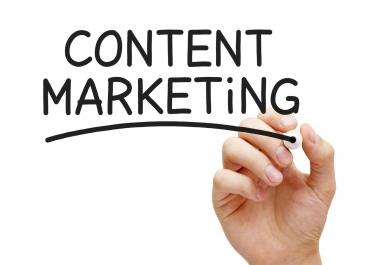 I will write 300 words of unique  SEO/Web Content