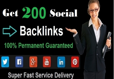 Manual Posting 200 SEO SOCIAL SIGNAL for INCREASE YOUR WEBSITE RANK