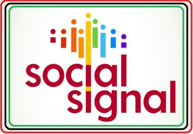 High quality 5005 Social Signals