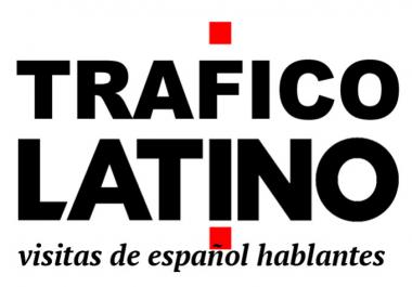 Traffic from Spain, Latin America, Spanish. Human visits.