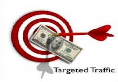 send super targeted traffic to your site or Blog...