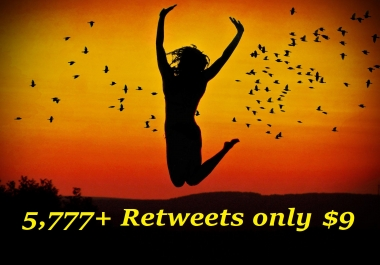 Get 5,777+ Twitter Re_tweets  only
