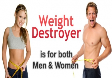 i Will Give You Weight Destroyer Best Weight Loss Program Ever