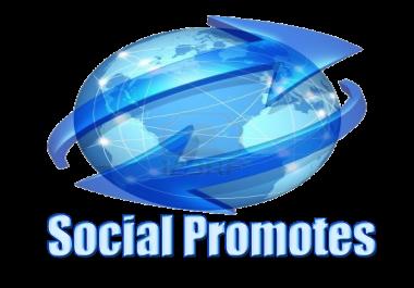 10000 SocialPromotes .com Points Increase Traffic, Likes, Followers