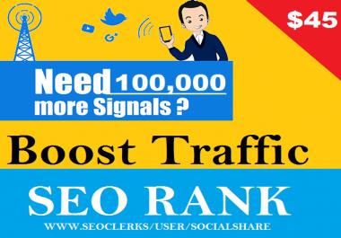 Top 5 Platform Social Media 100,000 PR9 SEO Social Signals