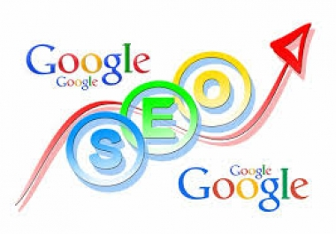 Promote your website first page on google