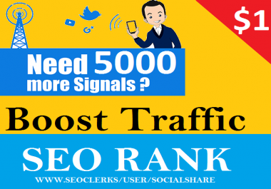 5000 Permanent Social Signals From Pinterest Important For Website SEO Ranking Factors