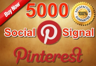 5000 SEO Social Signals High Quality PR9-PR10 For Website Improving Only