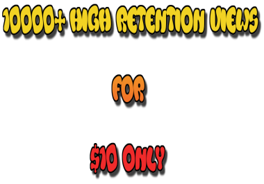 10000+ Youtube Viewers High Retention Promotion Only
