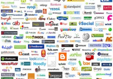 Create 300 Web 2.0 Top Quality Backlinks