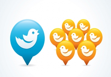 I will give 1500+ Twitter Followers