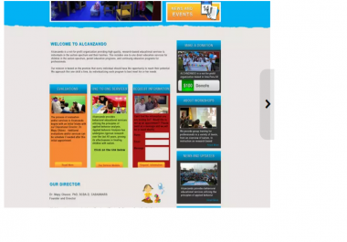 design a creative and stunning webpage