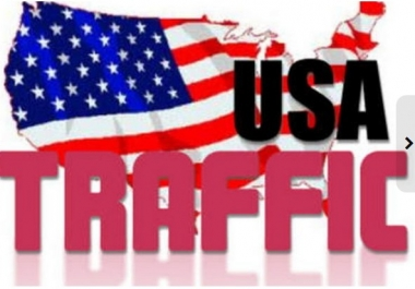 Drive 300000 usa human traffic to your website or blog