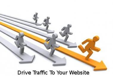 100000+ Real USA keyword targeted Traffics