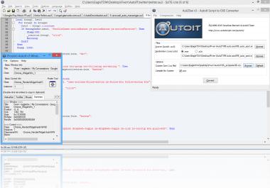 I will make AutoIT scripts, macros for autiomation for $10 - SEOClerks