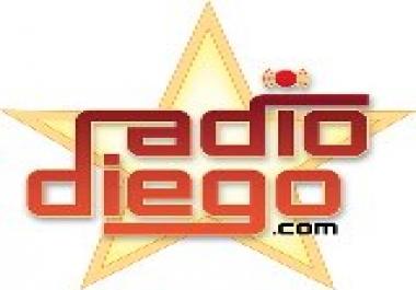 Radio Plugging to 250 dutch radiostations