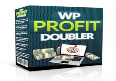 Make extra money with WP Profit Doubler