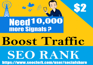 10,000 Permanent PR9 Social Signals From Pinterest Important For Website SEO Ranking Factors