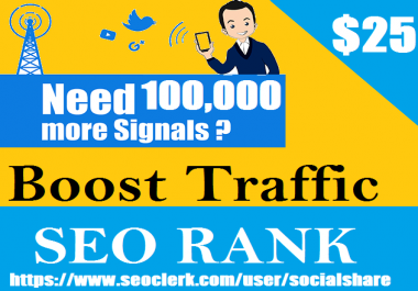 100,000 Permanent Social Signals From Pinterest Important For Website SEO Ranking Factors