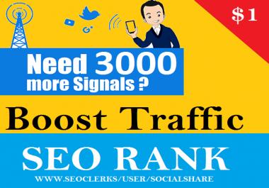 Top 4 Social Platform 3000 Permanent PR9 Seo Social Signals