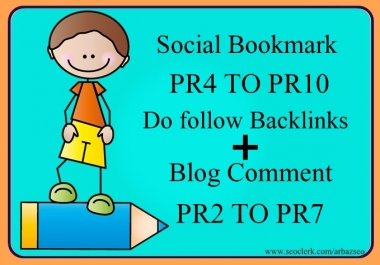 I Will Create Manually 95 Backlinks With Blog Comments And Social Bookmark