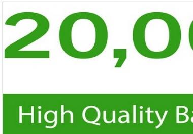 Provide 200 GSA SER SEO Backlinks