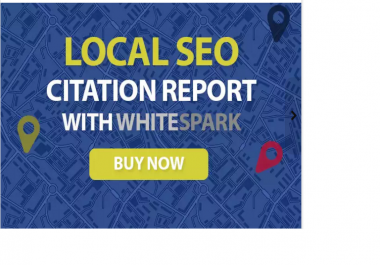 make a Whitespark Local Citations Report For Local SEO