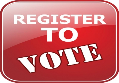 50 signup or registration with email confirmation votes, captcha,different ips