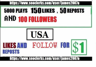 5000 PLAY WITH USA 150 LIKE 50 REPOST 100 FOLLOWER