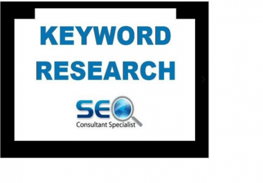 full SEO Keyword Research to Find the Top 100 Kws