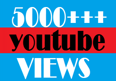 I DRIVE YOU 5000 HQ NON DROP LIFETIME AUDIENCE RETENTION YOU  TUBE VIDEO VIEW YOUR ACCOUNT