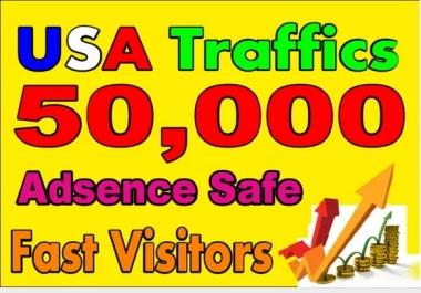 300000 genuine real Website TRAFFIC
