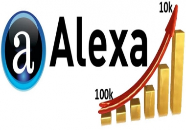Make A POSITIVE AND RELEVANT 5 Star Alexa Review Of Your Site