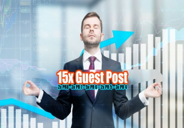Publish a Guest Post on 2x DA60+ | 3x DA70+ | 4x DA 80+ White Hat SEO Backlinks