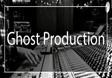 I will sell you a ghost Production! EDM-Progressive House-Electro House