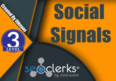 Pr10 Social Network 10,000 Social Signals Share for SEO Google Ranking