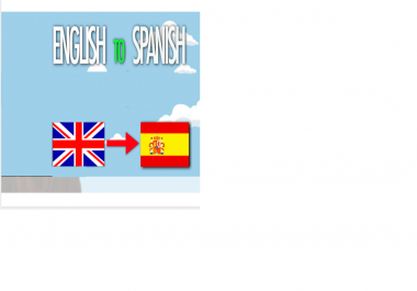 translate English to SPANISH from Spain