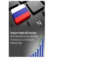 provide Russian Yandex SEO Services