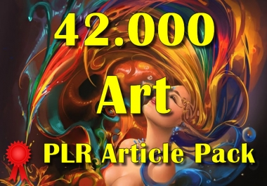 42000 ART Plr Article Collection Pack