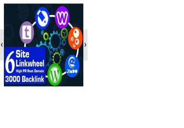 do SEO linkwheel pyramid to website blog or youtube to rank on google