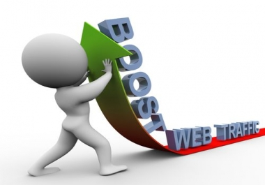 100000+ usa target website traffic